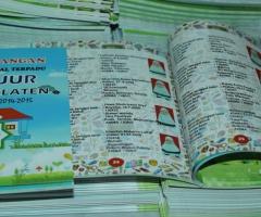 jasa desain buku tahunan murah