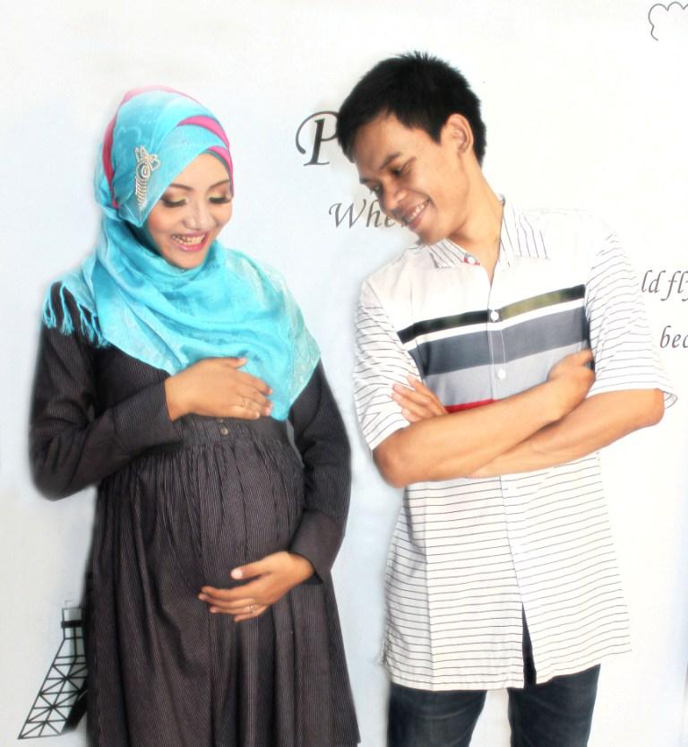 jasa foto kehamilan di klaten