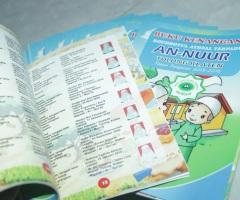 cara bikin buku kenangan sekolah