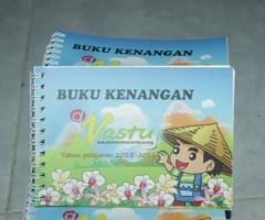 supplier buku kenangan sekolah