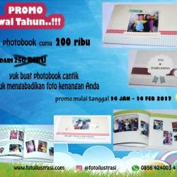 promo photobook copy