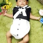 Jasa Foto Bayi dengan Kostum Lucu